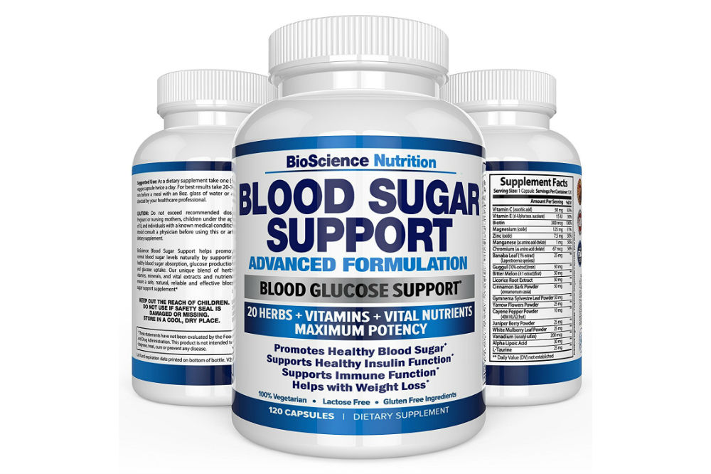 BioScience Nutrition Blood Sugar Support Supplement For a Healthier Body Review